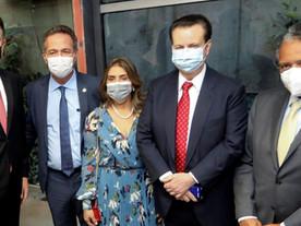 Inspirado em JK, Pacheco filia-se ao PSD e repõe Minas na briga presidencial