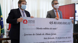 Zema ganha verba e apoio da Assembleia para comprar vacina contra falha federal