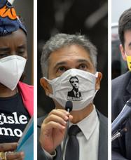 Agressão de deputados a deputada negra é repudiada por 7 entidades; coletivo faz ato de protesto