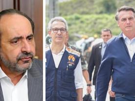 Kalil rebate Bolsonaro: 'Quando tinha 2% na campanha sabia meu nome'