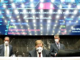 Zema quer R$ 42 mi do acordo com a Vale para mudar fiação elétrica da Cidade Administrativa
