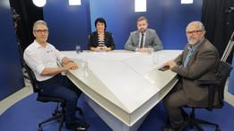 Zema diz que fará rodoanel na Grande BH e que será candidato à reeleição