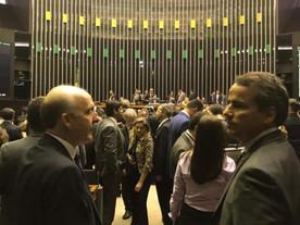 Senado vota divisão do pré-sal para estados e municípios às vésperas da eleição municipal