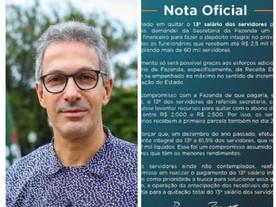Zema adia 13º salário, mas Minas tem 2ª maior arrecadação nacional