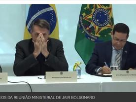 Maldição de reunião ministerial pode derrubar o 4º ministro de Bolsonaro