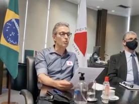"Zema deixa ""intrigas palacianas"" e assume bolsonarismo para 2022"