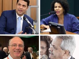 Chances de João Vitor, Áurea ou Paiva ir ao 2º turno contra Kalil