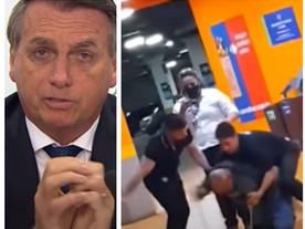 Bolsonaro reclama de protestos no G20 e expõe ao mundo o racismo no Brasil