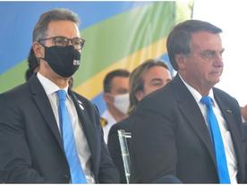 Aliados querem filiar Zema e Bolsonaro no mesmo partido para 2022