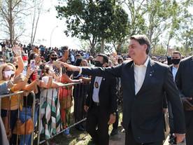 Com melhora na pesquisa, Bolsonaro pulou do 1º lugar para 2º de pior presidente