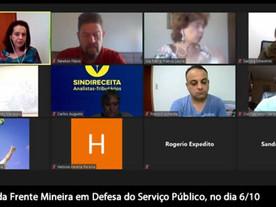 Frente mineira acusa reforma de Bolsonaro de facilitar 'rachadinhas'