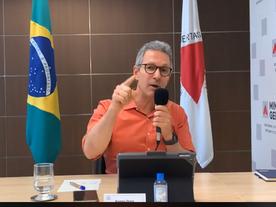 Zema desarma 'consenso' da reforma da previdência e mantém o palanque