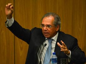"""Lei Kandir: ministro Guedes diz que Minas precisa """"pensar fora caixinha"""""""