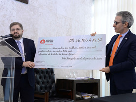 Além de governabilidade, Assembleia garante R$ 6 bi para Zema