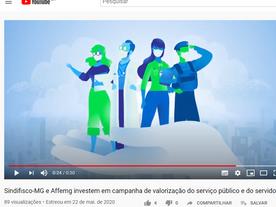 Sindifisco-MG e Affemg abrem campanha de valorização do serviço público e do servidor