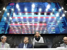 Assembleia de Minas exclui governador da concessão de cidadania honorária