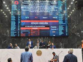 Assembleia ignora apelo governista e derruba barganha de votos