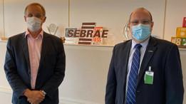 CDL/BH recorre ao Sebrae pelo parcelamento do Simples Nacional contra a crise