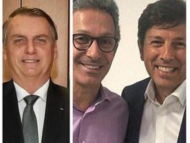 Zema vive dilema de ficar ou sair do partido Novo por aliança com Bolsonaro