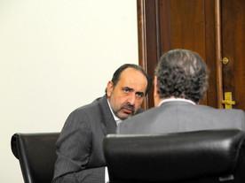 Kalil manda avisar que não tem porta-voz e adia assunto eleitoral