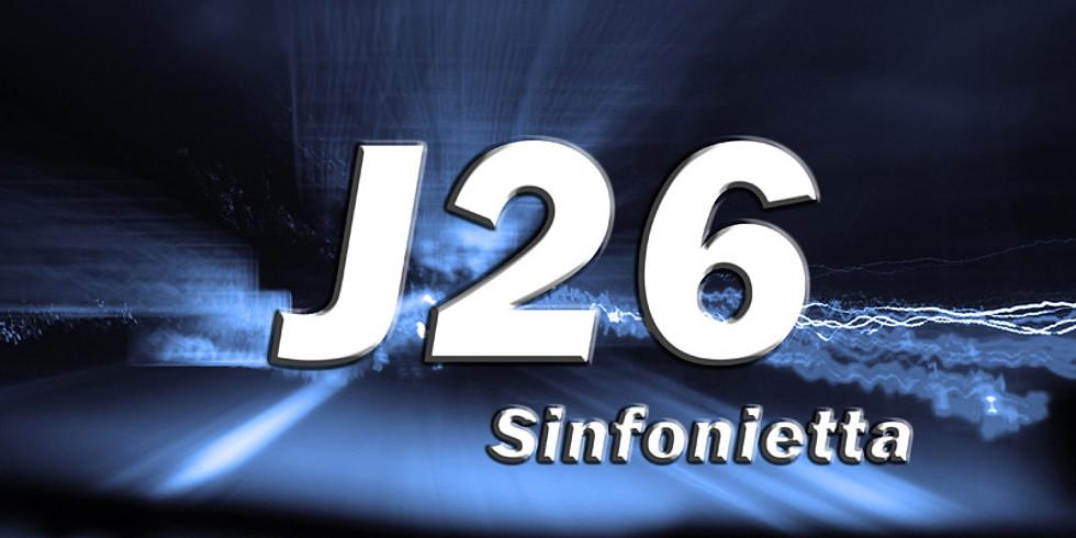 J26 Autumn Concert