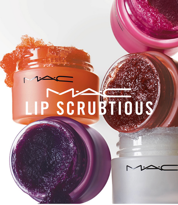 Mac LipscrubtiousLip Scrub Rewiew