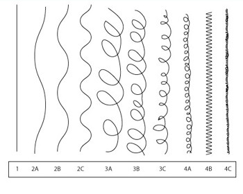 My Curly Hair Girls Know Your Hair Type !!!