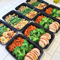 Meal Prepping AndMaintaining AHealthy Balanced Diet