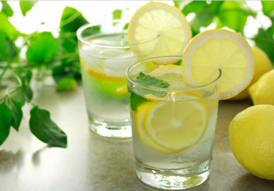 Lemon Water Benefits !