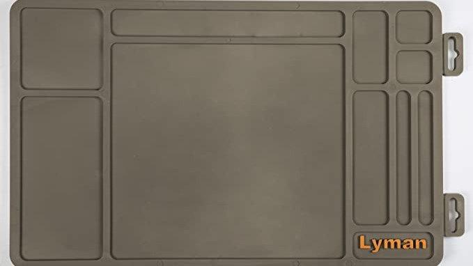 Lyman Products Essential Gun Maintenance Mat, Gray