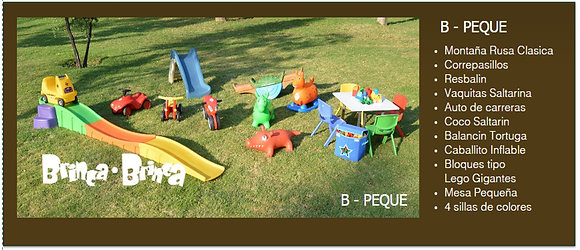 Combo B - Peques $71.990