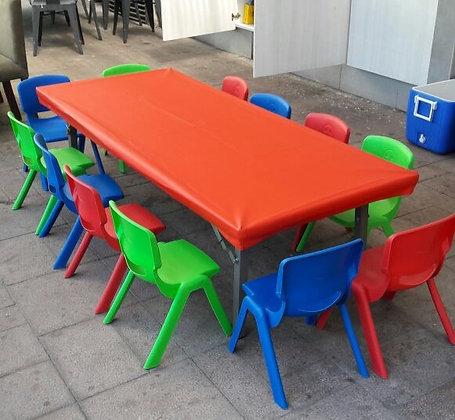 Mesón + 12 sillas