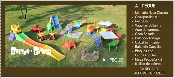 Combo A - Peques $79.990