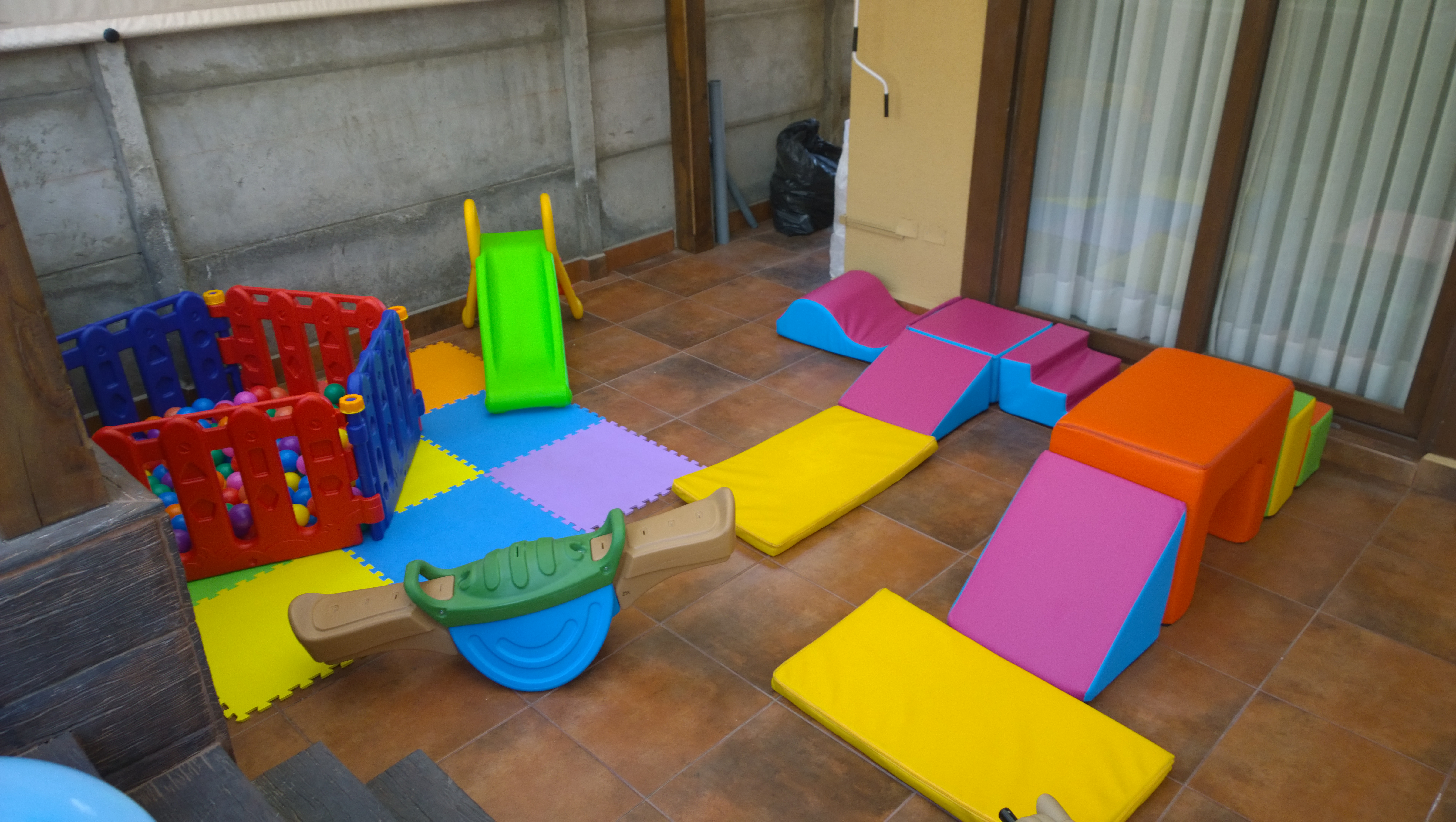 Combo 2 + Set wua wua Escalador