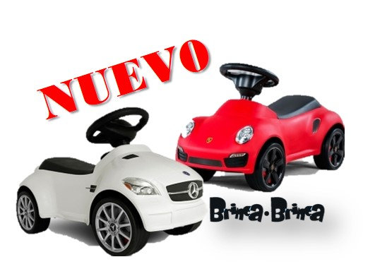 AUTO Correpasillos Mercedes Benz
