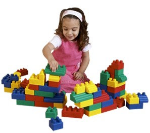 Bloques LEGO Gigantes