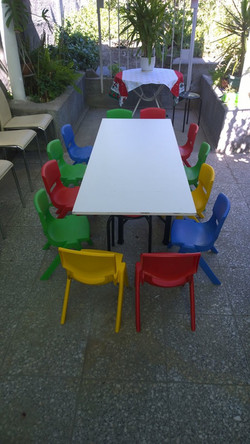 Meson + 12 sillas