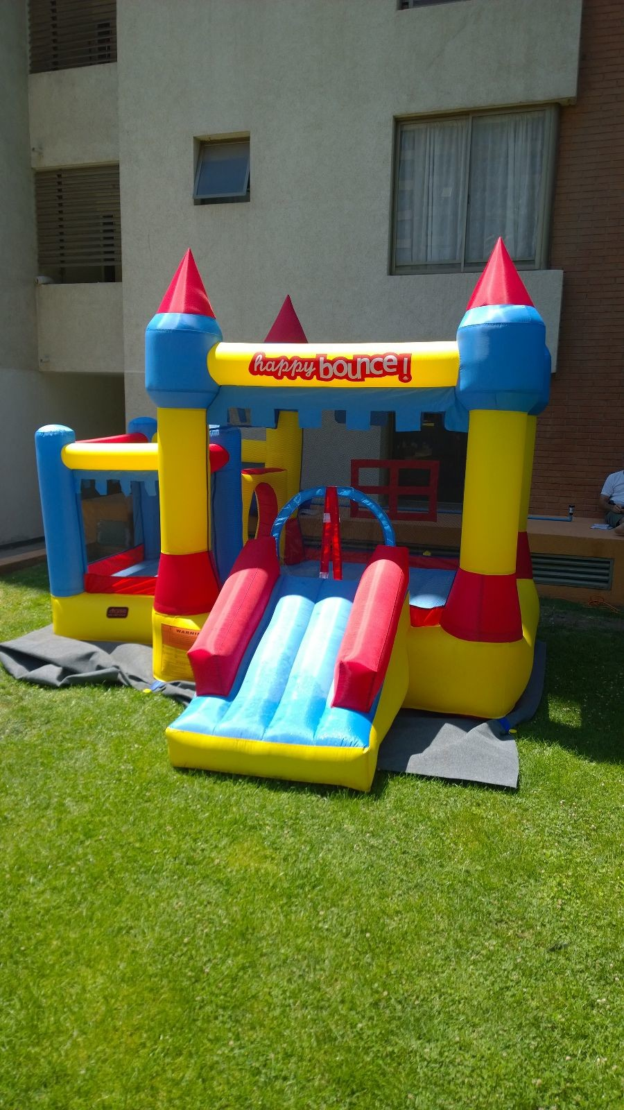 Inflable Castillo SUPER