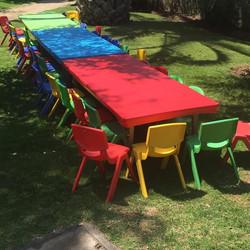 meson + 20 sillas