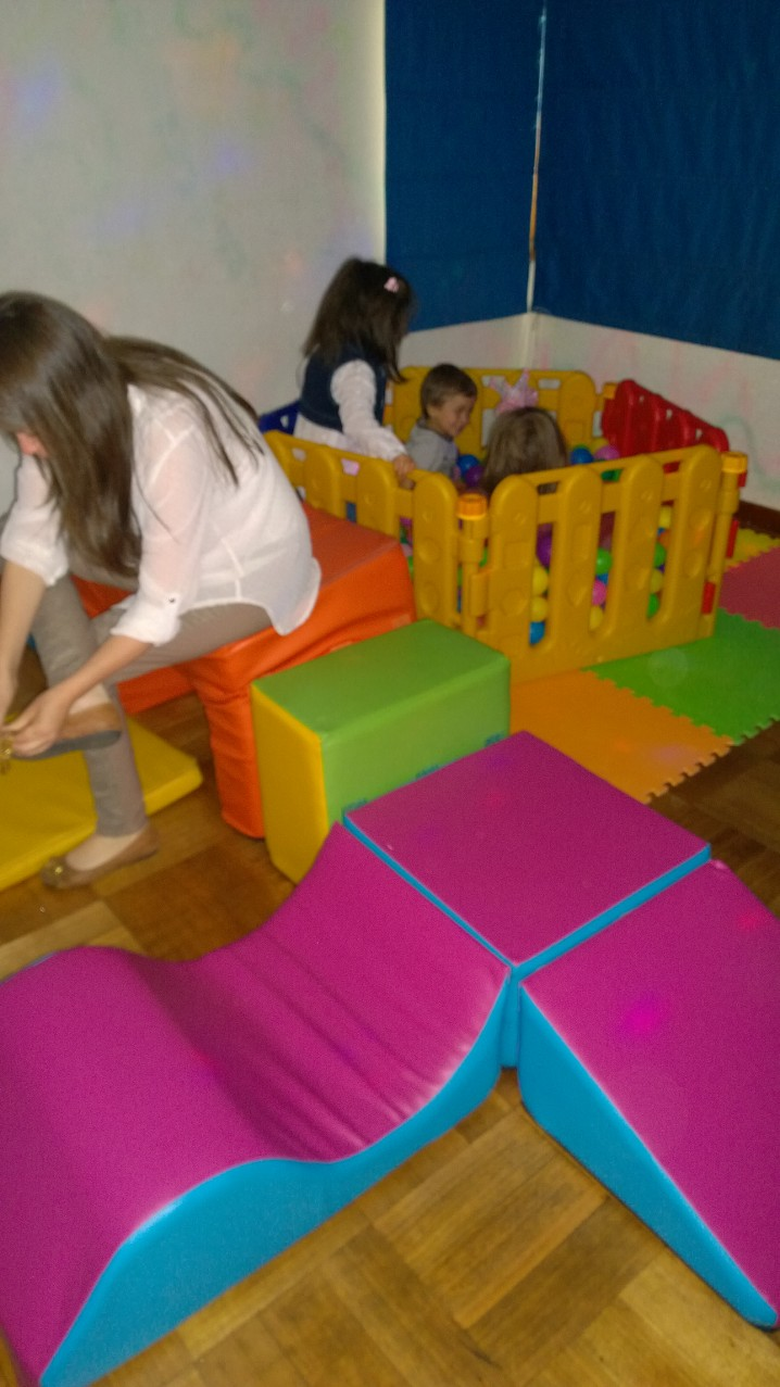 Corral + Set escalador