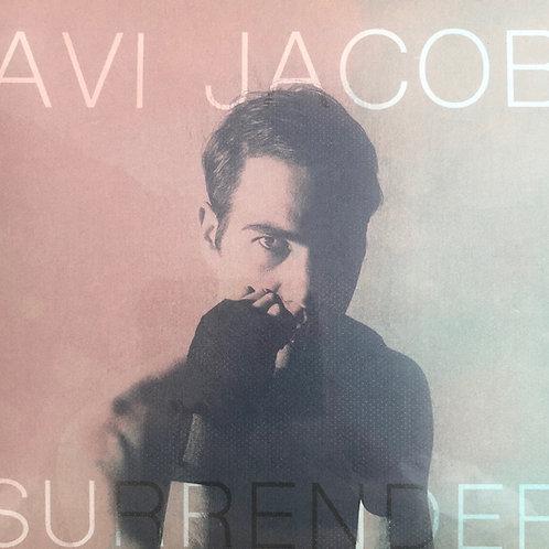 CD: Avi Jacob Surrender EP