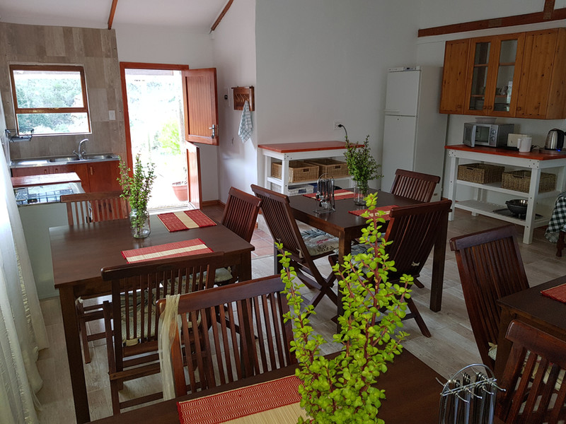 Klapperbos Lounge and Kitchen