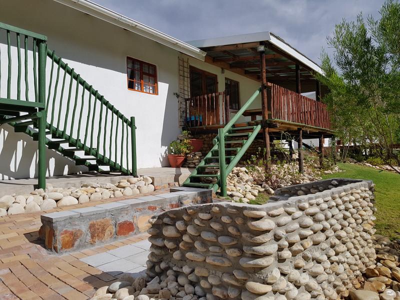Sheena Cottage and Braai Area