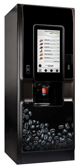 COTI Kaffeevollautomat für Büros