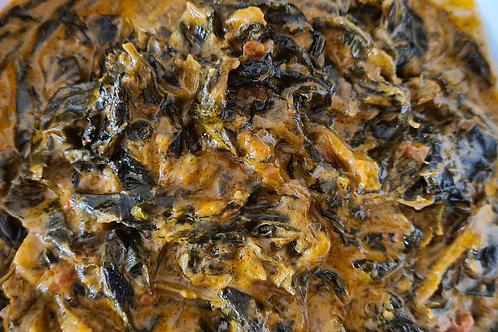 Green Veggies Soup - 1 Portion