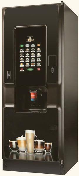CALIKaffeevollautomat für Büros