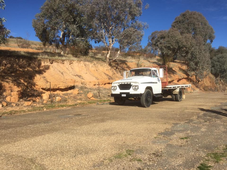 Sylvia's Gap Road 2017