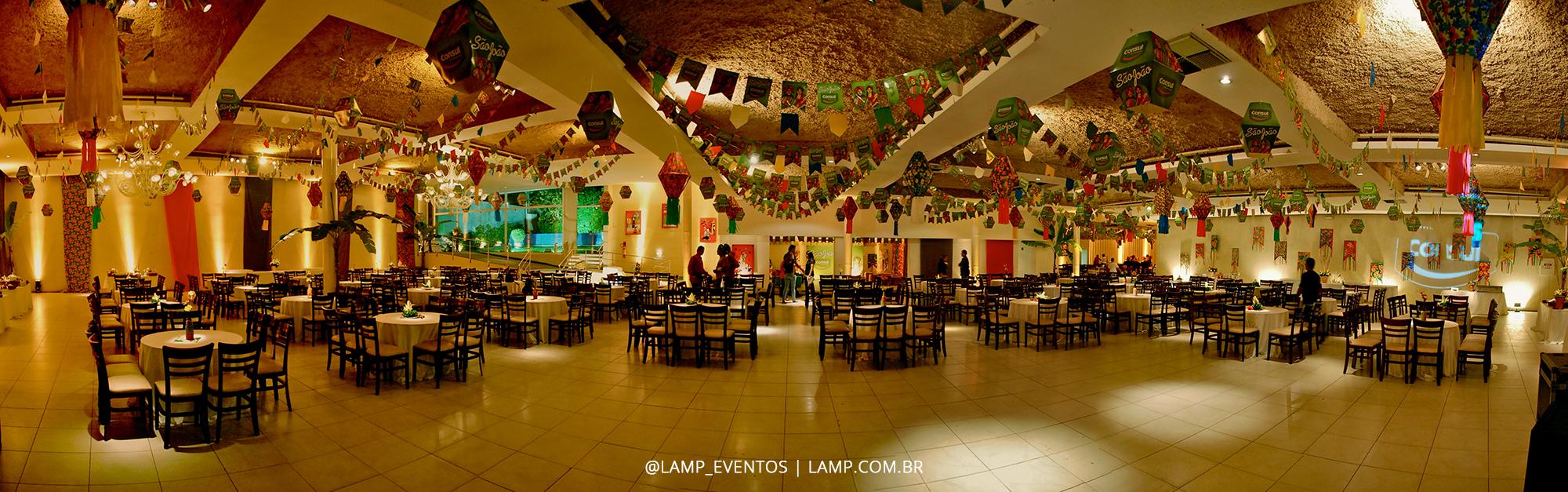 #osMelhoresEventos é a Lamp que faz.