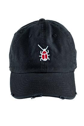 {Hacked}Logo Hat