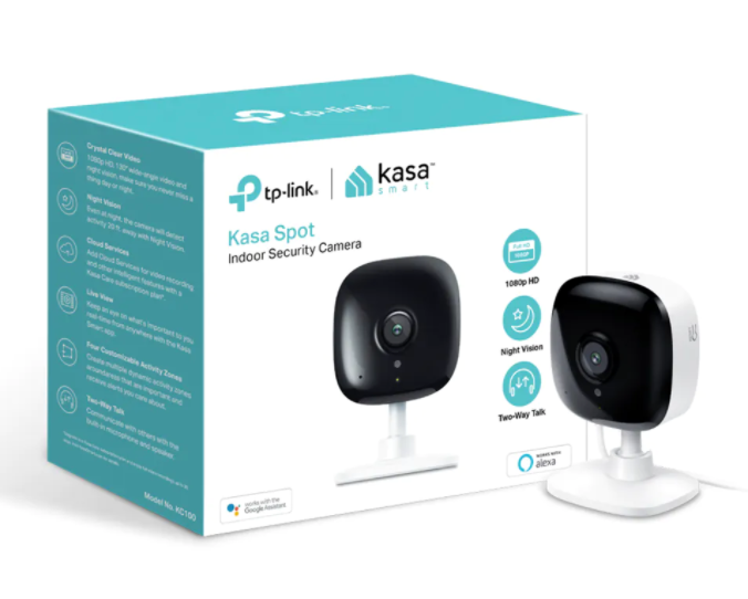 Kasa SpotKC100 - Security Cam